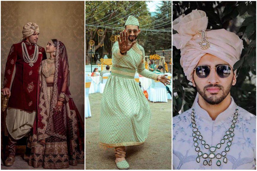 grooms | grooms fashion | mens fashion | 2020 grooms | sherwani