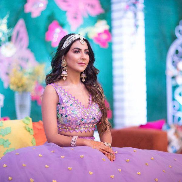 bridal colour | lucky colours