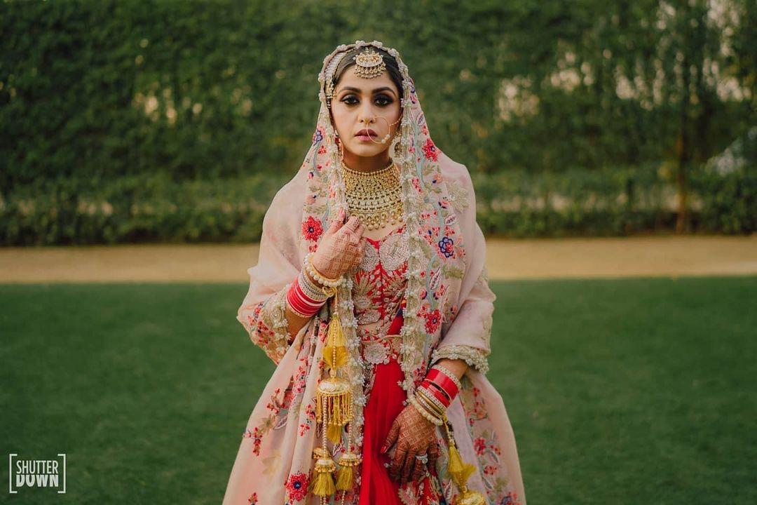 Bridal portrait | Indian wedding Photographer