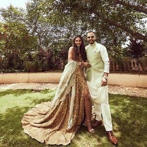 Ananmika Khanna Bridal wear