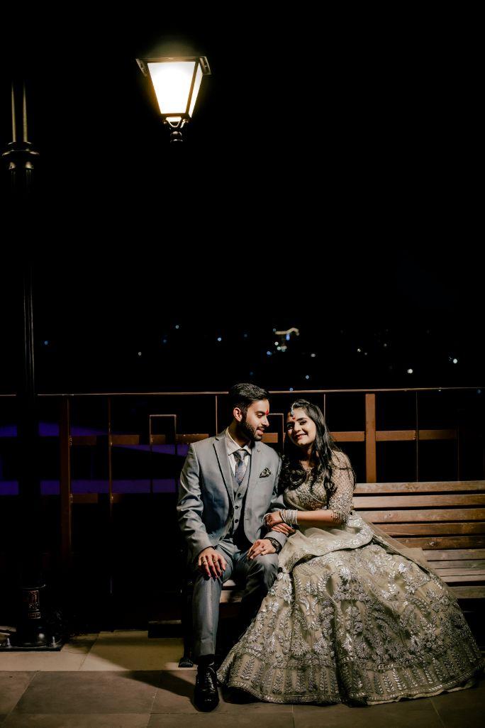 real indian bride , indian wedding , lehenga , red lehenga , SEO - destination wedding   Wedding in the hills