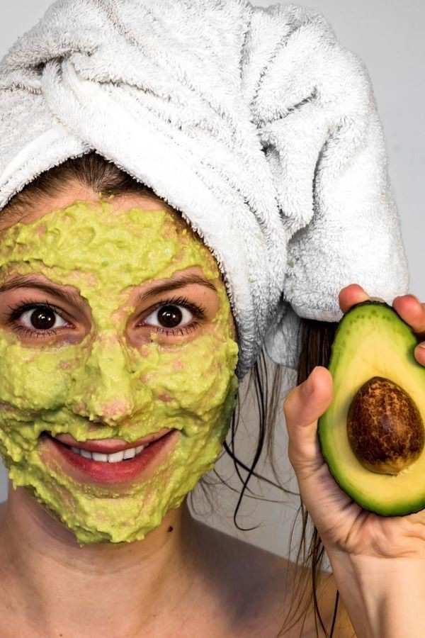 scrubs | avocado packs