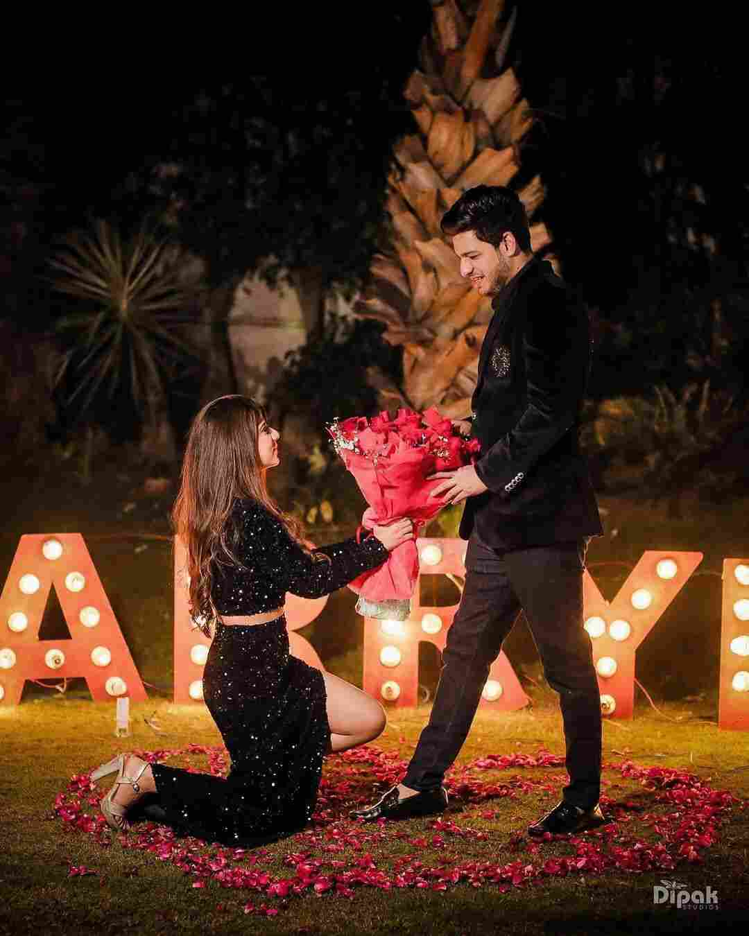 proposal ideas for girls | date night