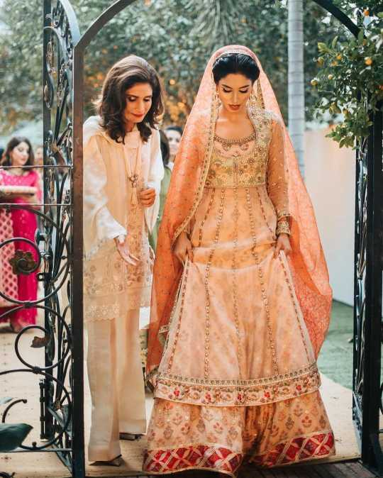 nikkah outfits