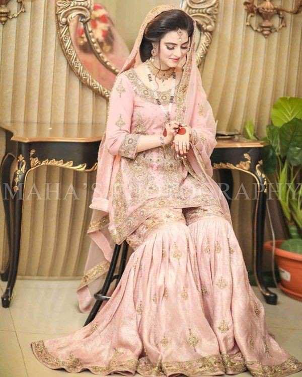lehenga colours | nikkah outfits