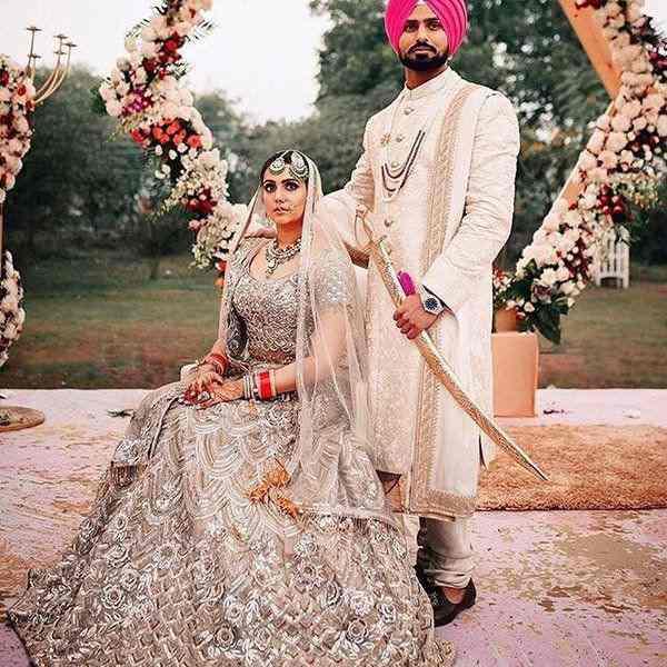 sikh brides | sikh weddings |pantone colour of 2021