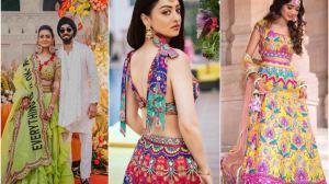 bridal lehenga | bridal trends