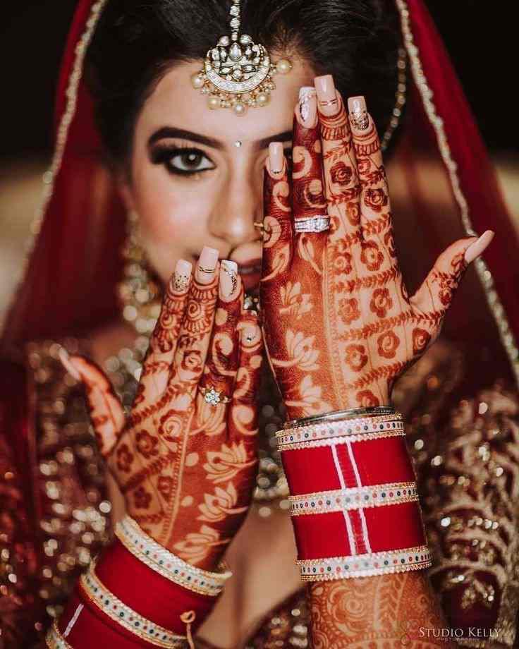 mehendi | bridal trends