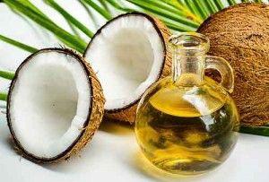 holi skincare | coconut oil