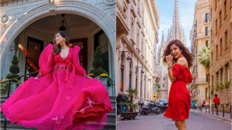 Date Night outfit inspiration from our favorite Indian fashion bloggers