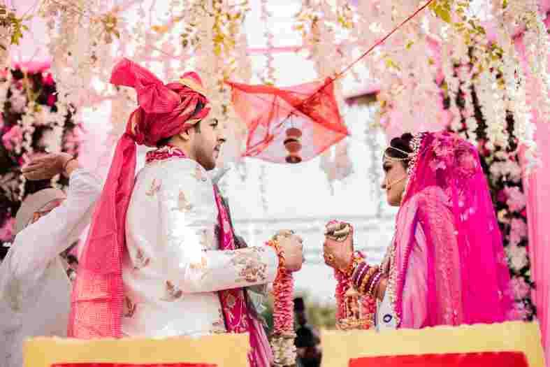 day wedding | colourful mehendi decor ideas