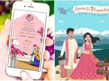 wedding trends   covid weddings   2021 weddings   wedding invitations   E-invites   Indian brides   bridal trends