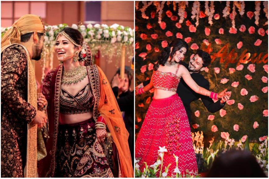 bridal lehenga | indian wedding | wedding trends | bridal trends