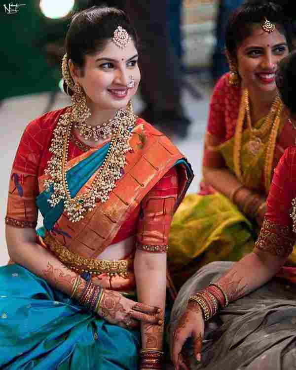wedding saree | kanjivaram sarees