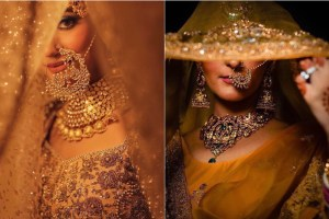 Indian Bridal Veil Styles