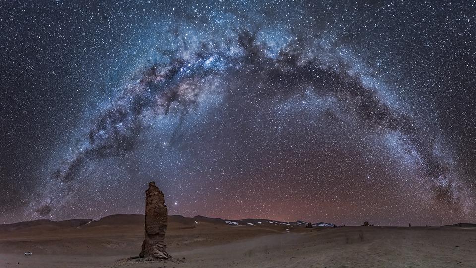 Salar de Tara at San Pedro de Atacama