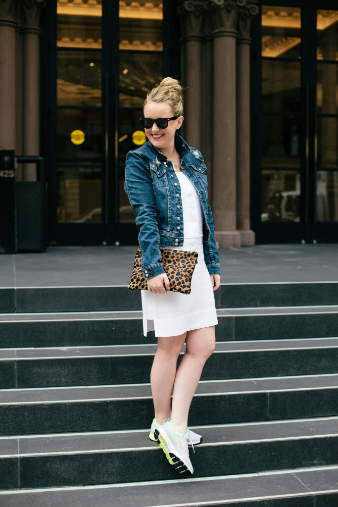 wit & whimsy I meghan donovan I styling sneakers