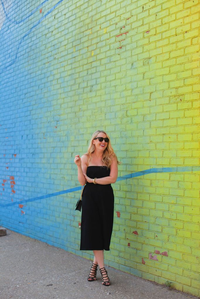 Culottes Jumpsuit I wit & whimsy