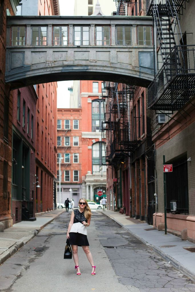 tribeca alley I wit & whimsy