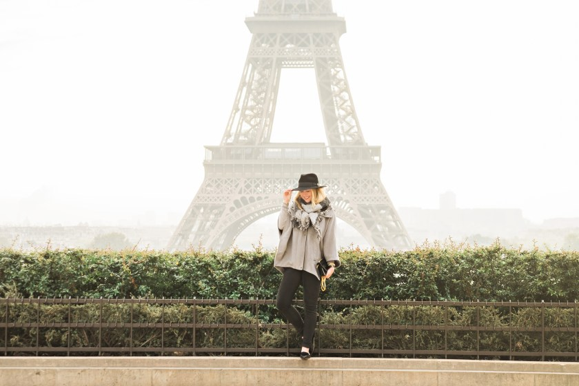 Meghan Donovan I Early Morning Paris I outfit I wit & whimsy