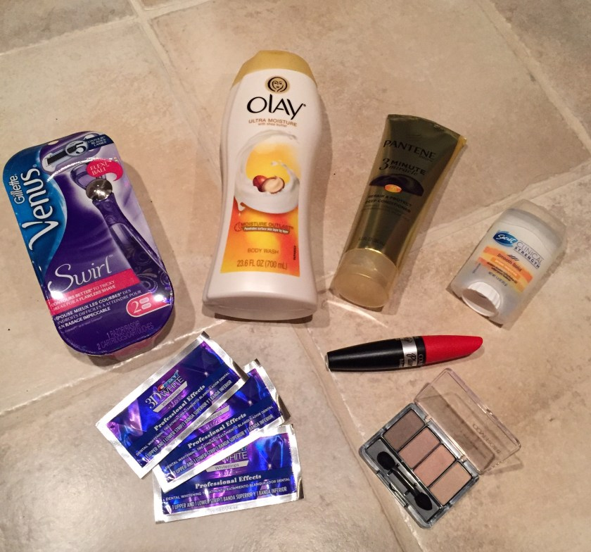 Walgreens Beauty for Red Carpet Looks at Home