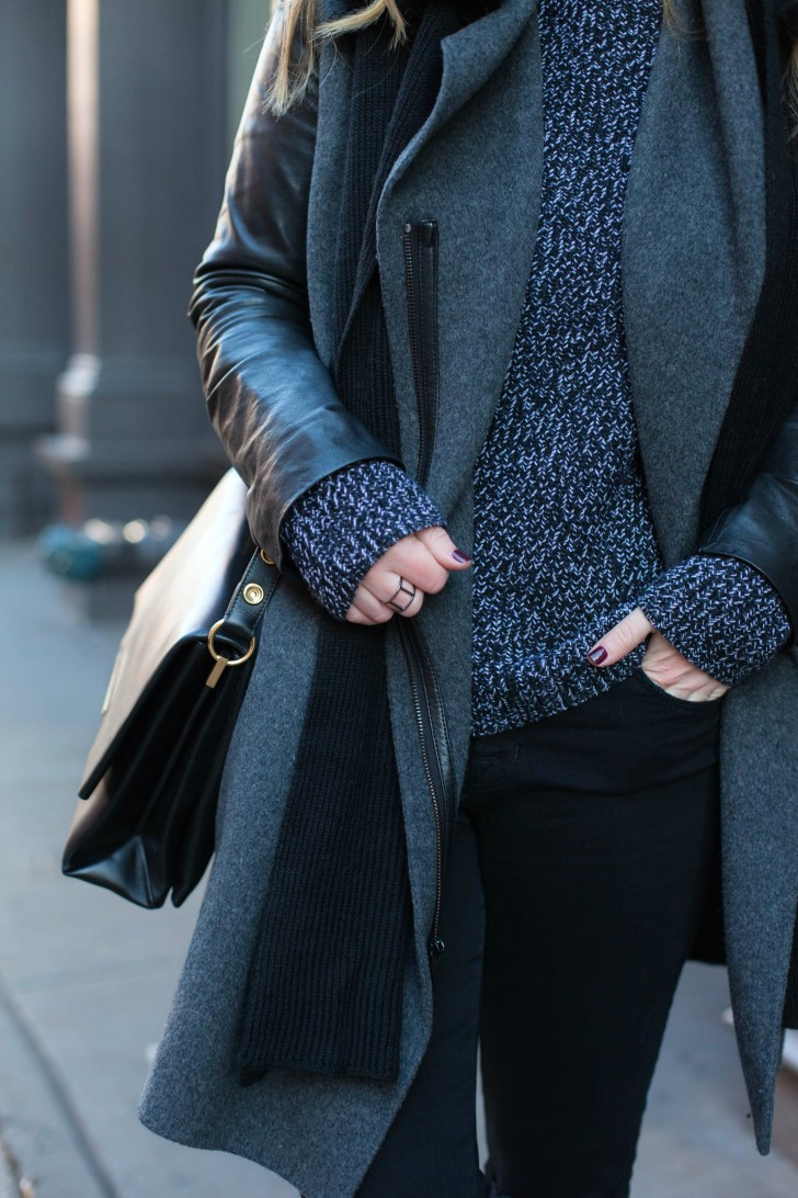 Everlane Marble Chunky Knit