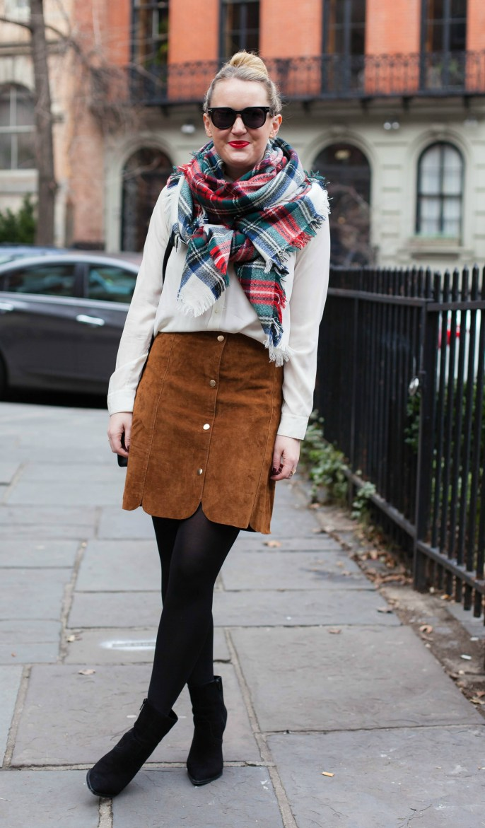 Winter Street Style I wit & whimsy @meghandono