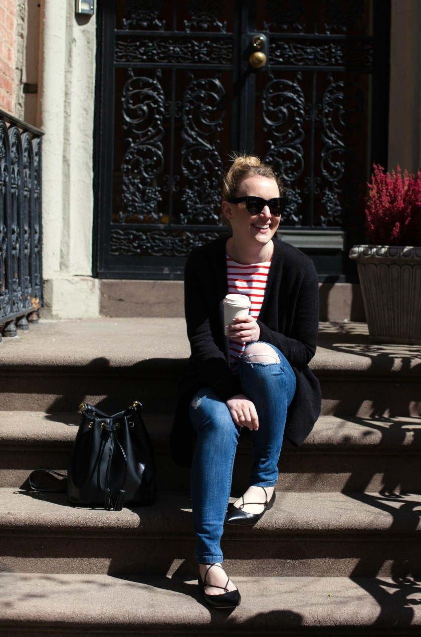 NYC Casual Weekend Outfit I wit & whimsy