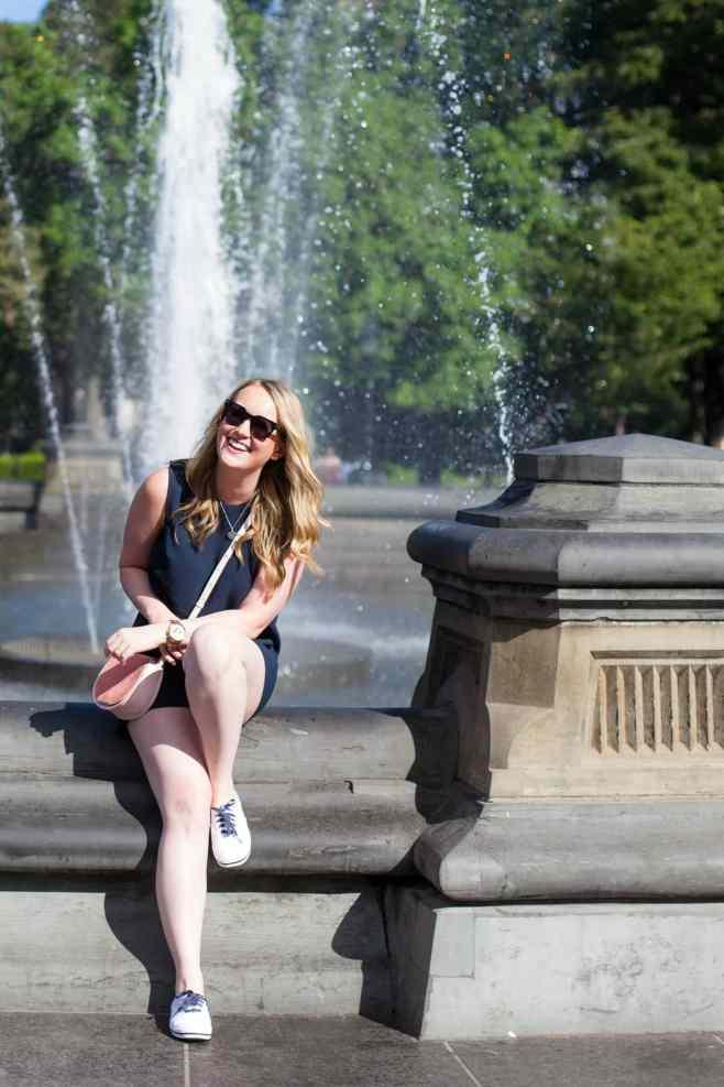 Summer Style I Washington Square Park