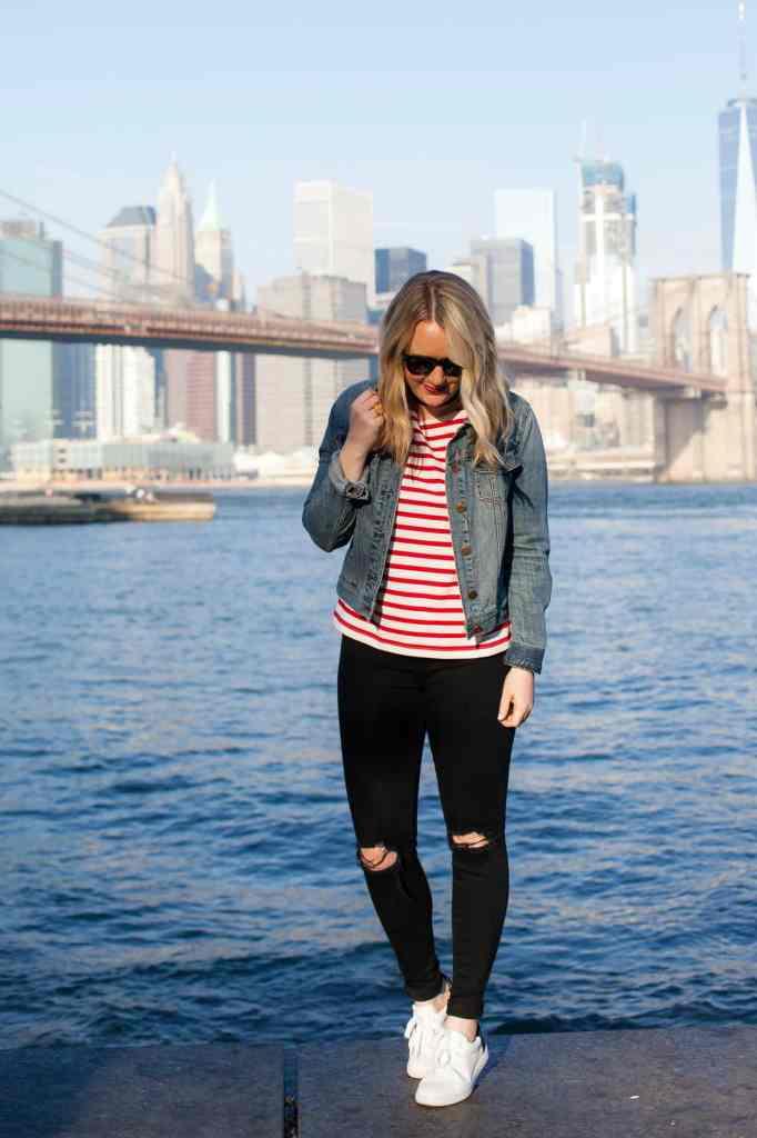 Weekend Style in Brooklyn