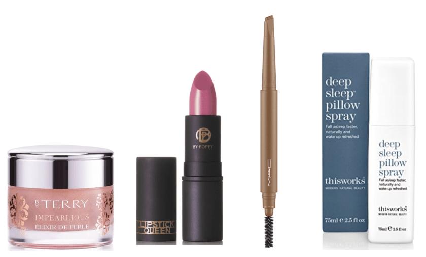 January 2017 Beauty Favorites from blogger Meghan Donovan