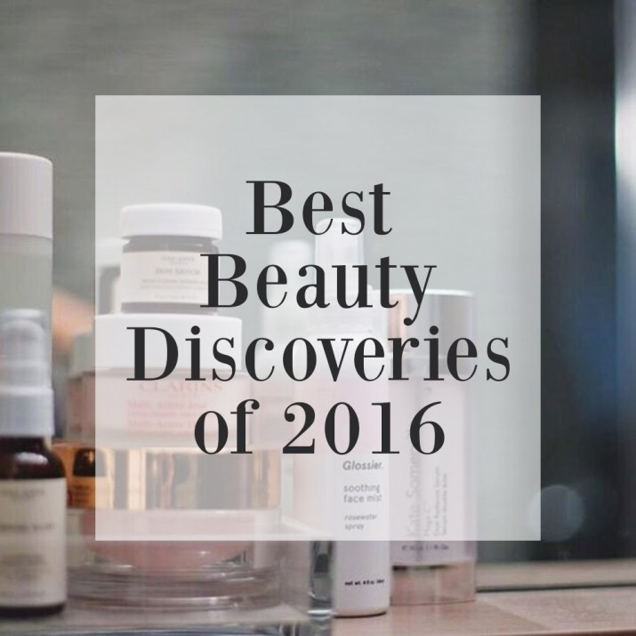 wit & whimsy's Best Beauty Discoveries of 2016