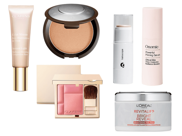 The only products you need to get glowing skin