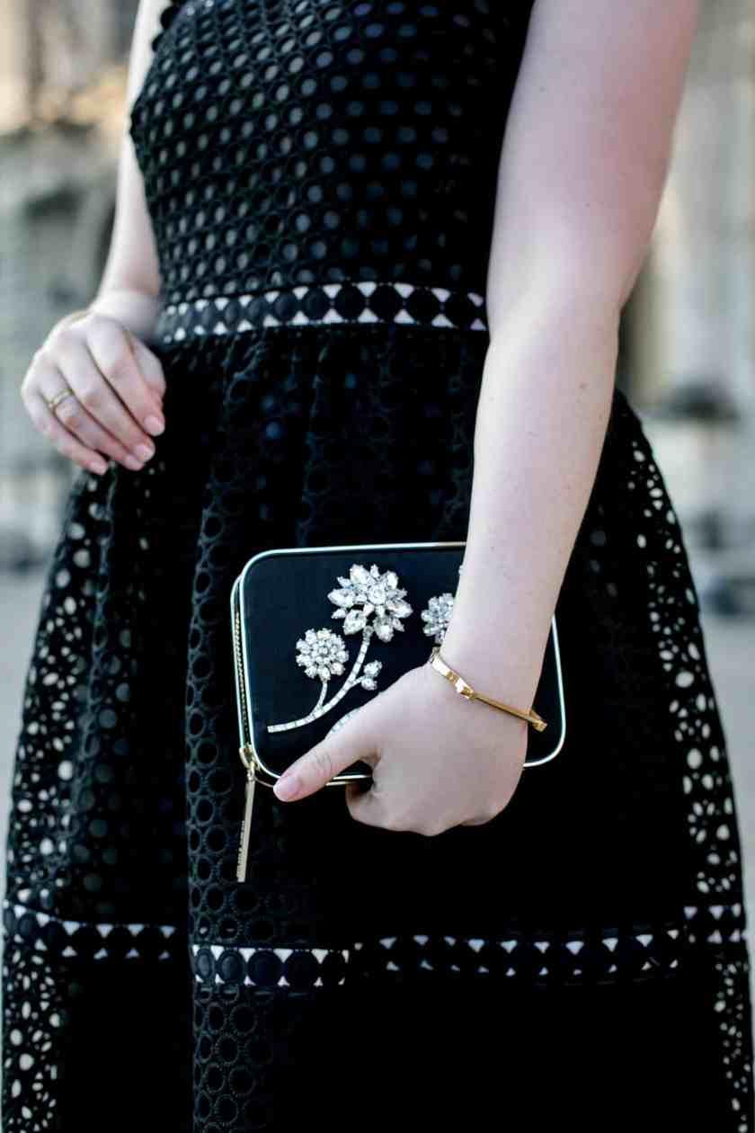 Jeweled Clutch I wit & whimsy
