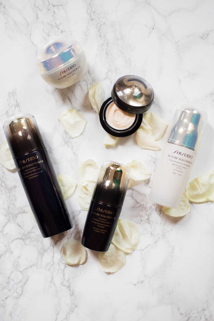 Shiseido Future Solution LX Collection Review I wit & whimsy