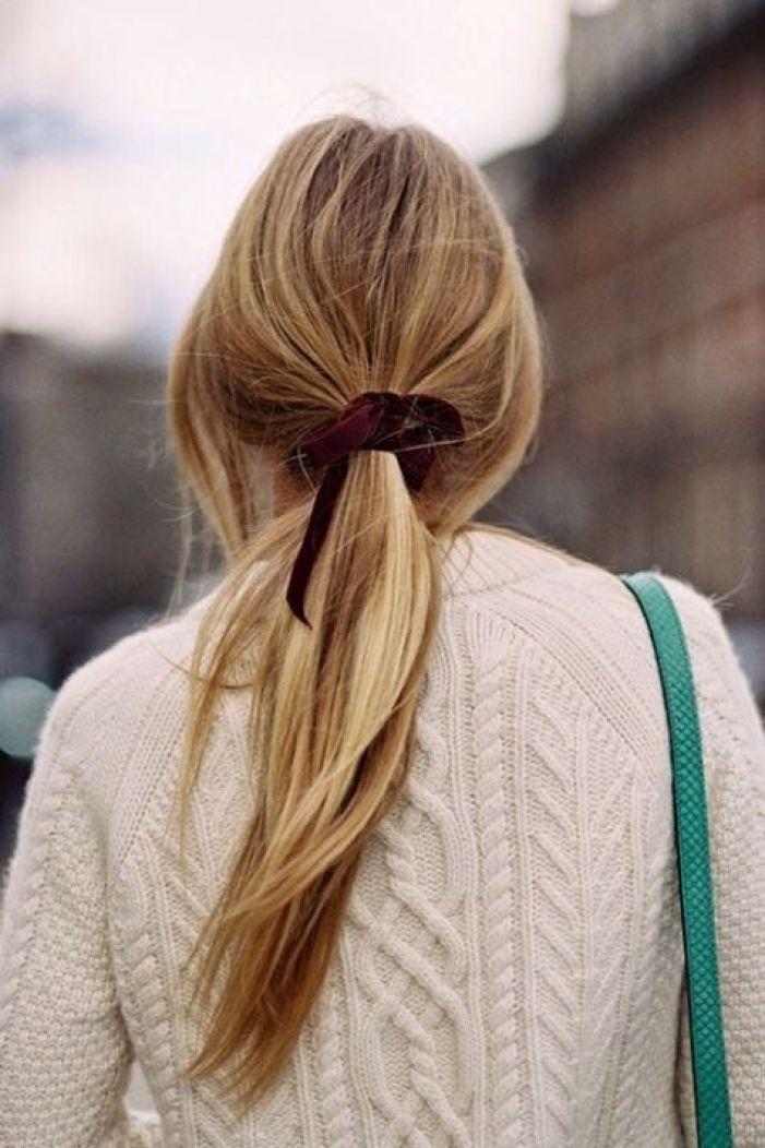 Hair Ribbon //