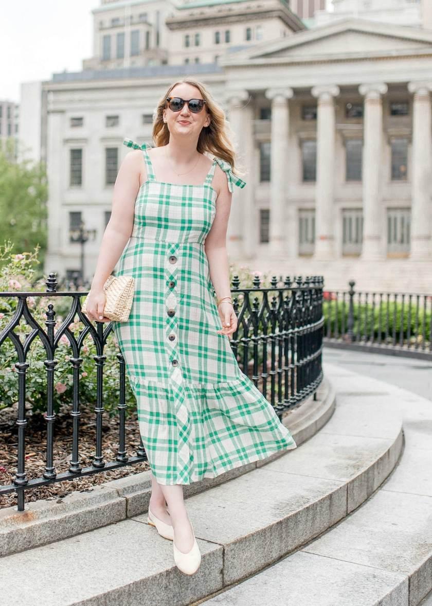 Summer Dress I wit & whimsy
