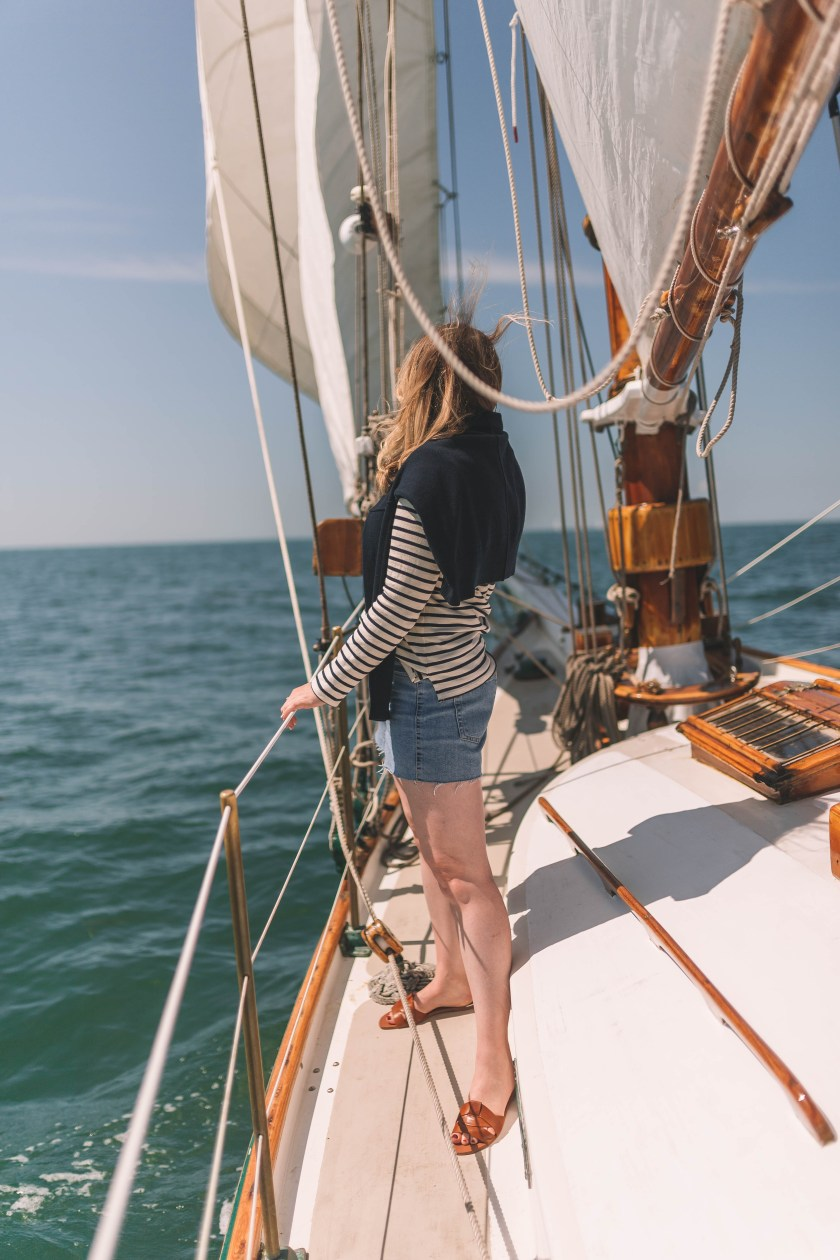 Nautical in Nantucket I wit & whimsy