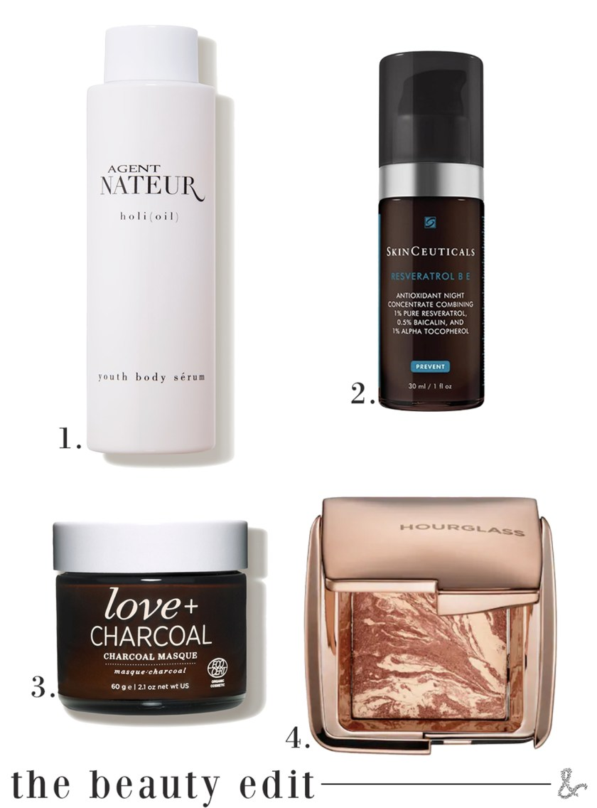 Blogger-recommended beauty products