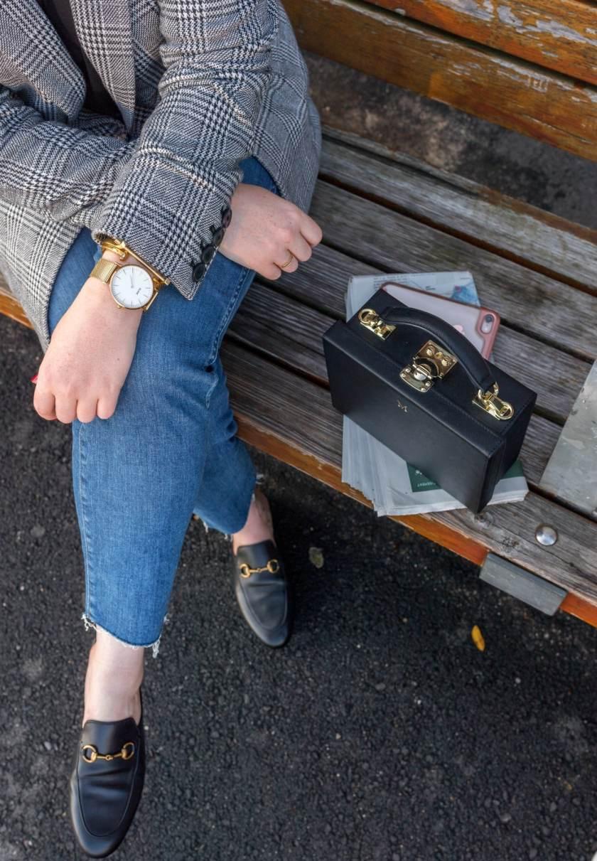 Box Bag I wit & whimsy