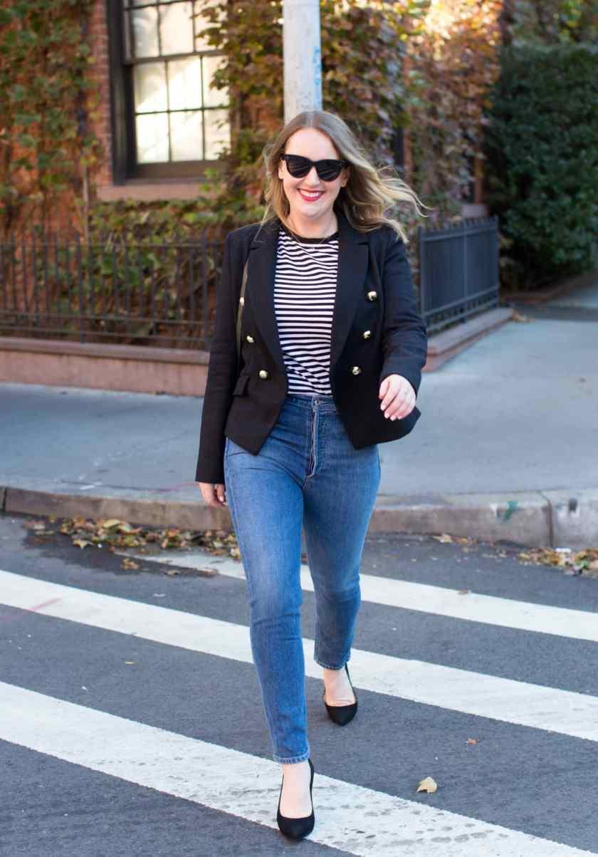 How to dress Parisian I wit & whimsy