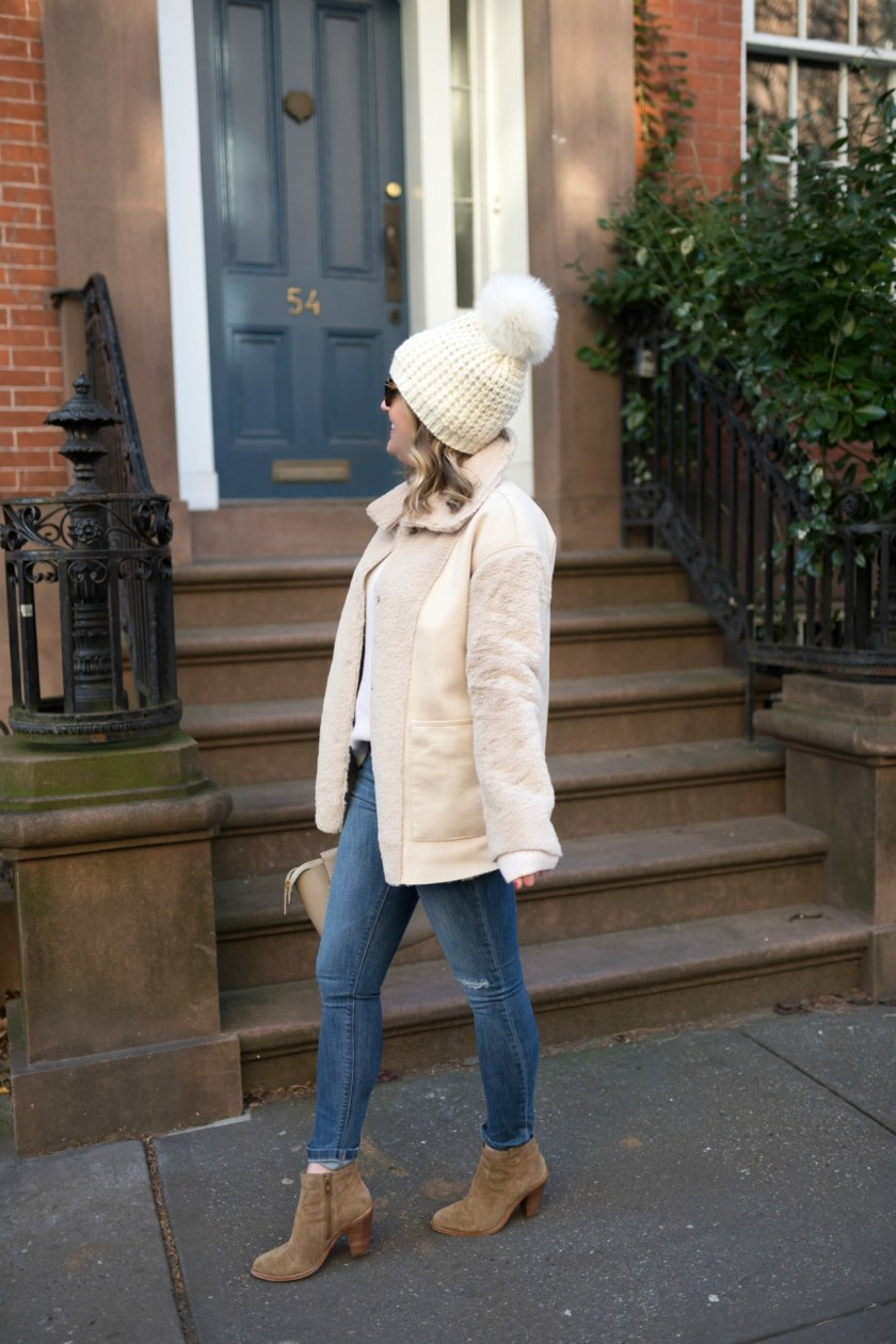 Cute Winter Outfit I wit & whimsy