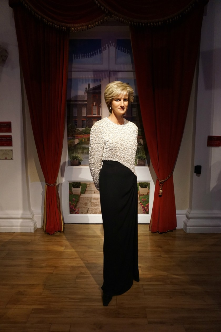 Madame Tussauds I wit & whimsy