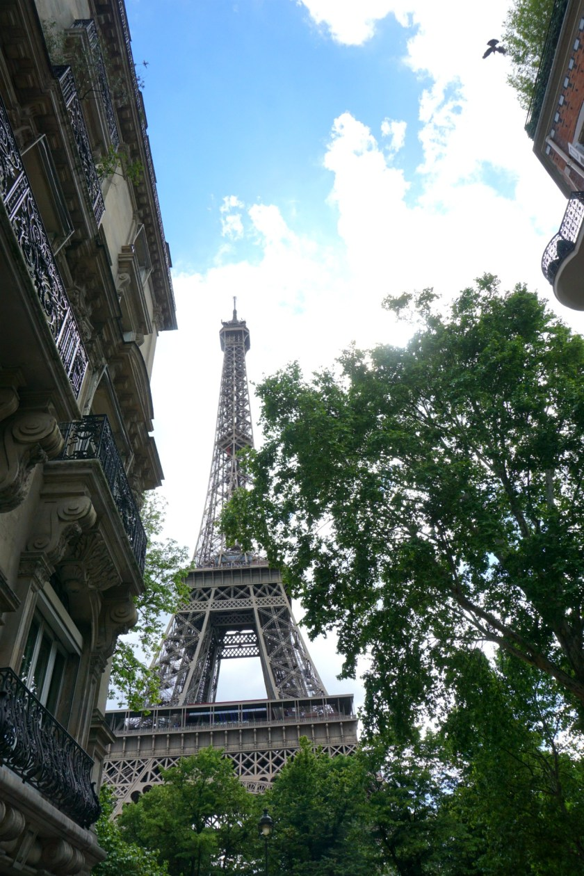 Eiffel Tower I wit & whimsy