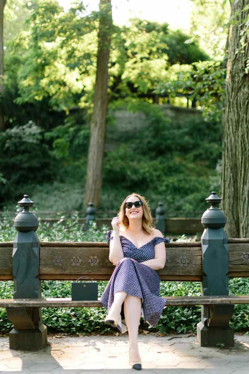 Central Park I wit & whimsy