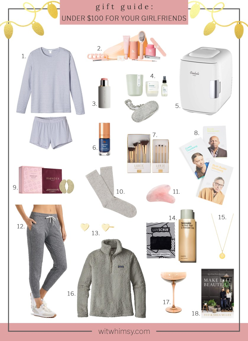 Gift Ideas for Your Girlfriends I wit & whimsy