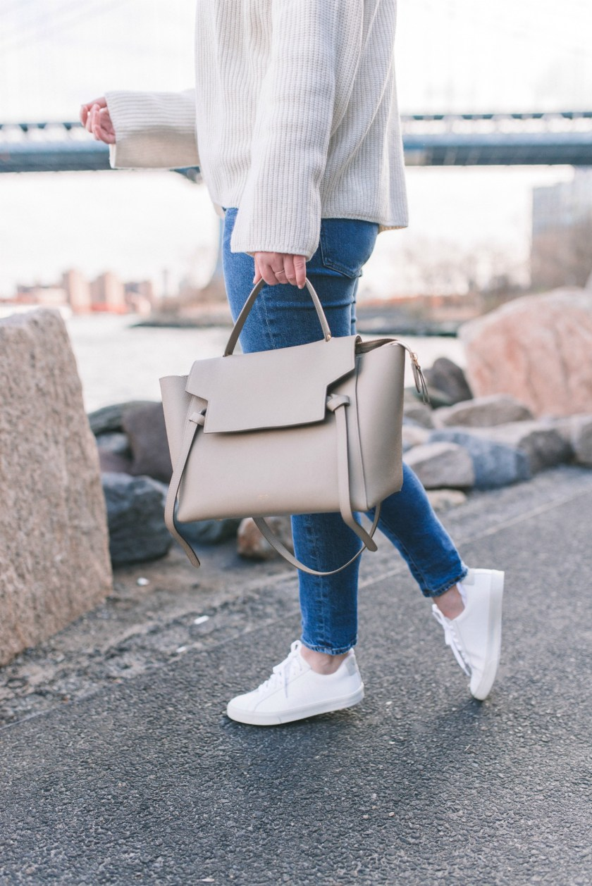 The Better Habits I'm Practicing This Year | Celine Mini Belt Bag I wit & whimsy