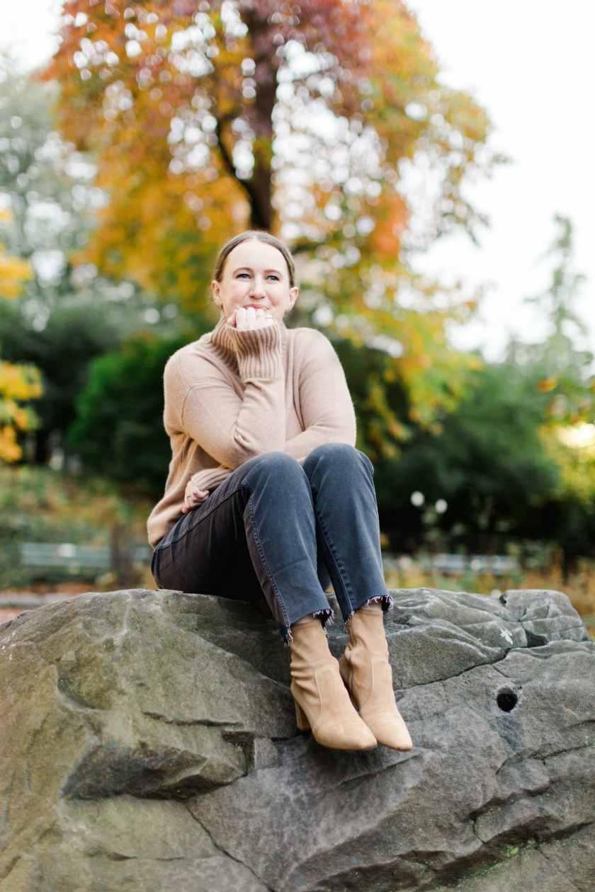 Meghan Donovan I Central Park