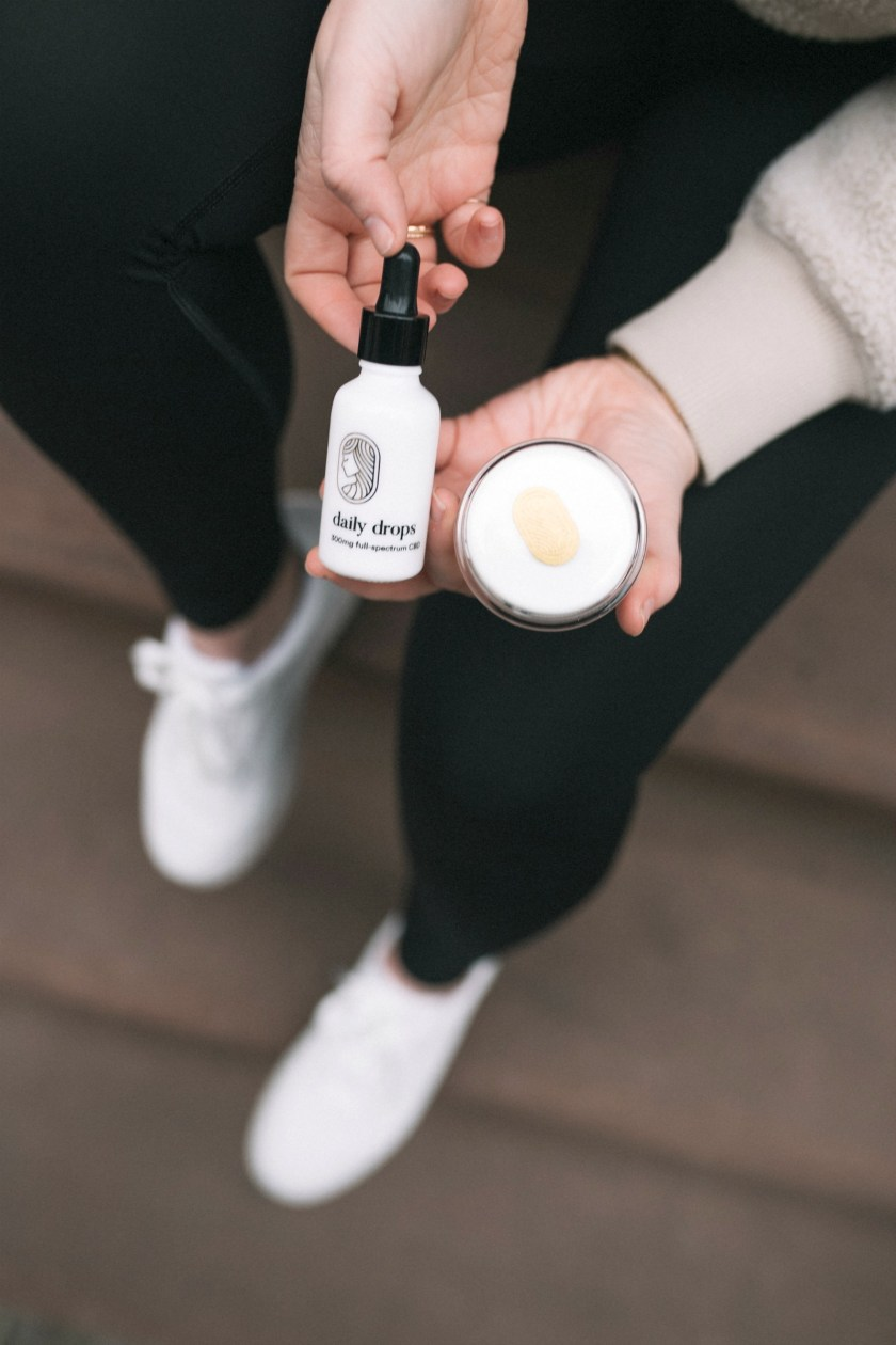 How I Incorporate CBD into My Life, Get to know Equilibria CBD I wit & whimsy