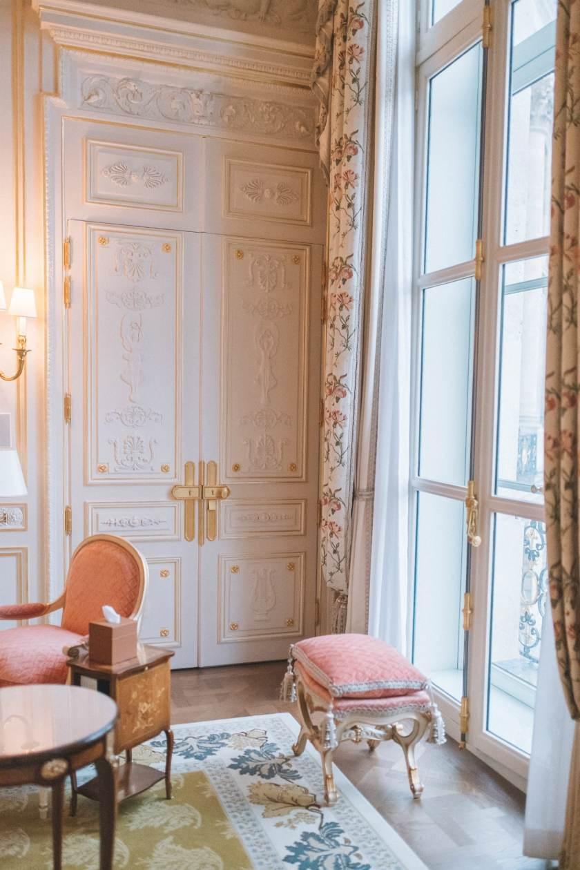 parisian hotel bedrooms